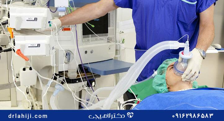 بیهوشی در جراحی پروستات