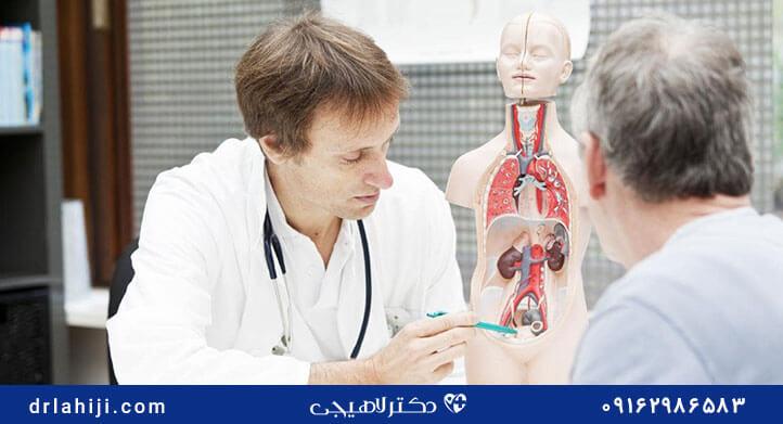 درمان پروستات زیر نظر پزشکان مجرب