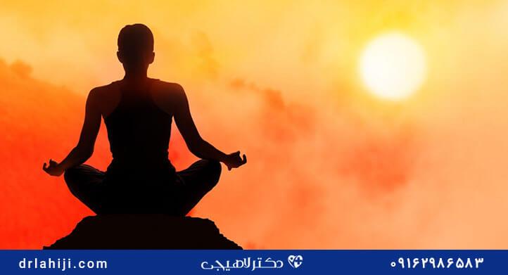 درمان پروستات با یوگا