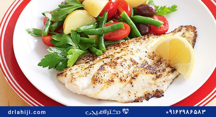 ماهی در پیشگیری از سرطان