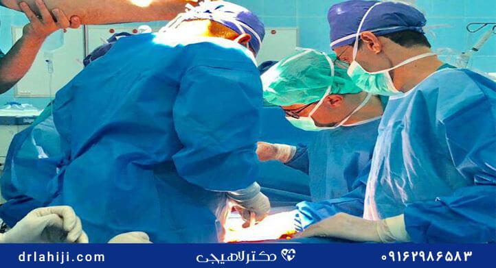 جراحی برای درمان سرطان پروستات