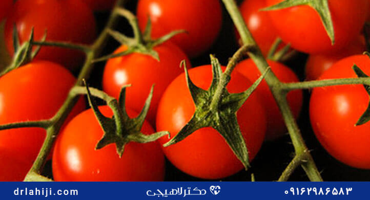 پیشگیری از سرطان پروستات با گوجه فرنگی
