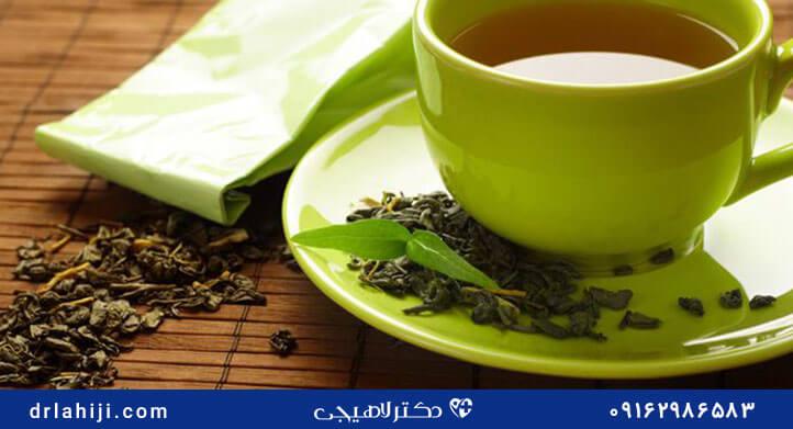 پیشگیری از سرطان پروستات با چای سبز