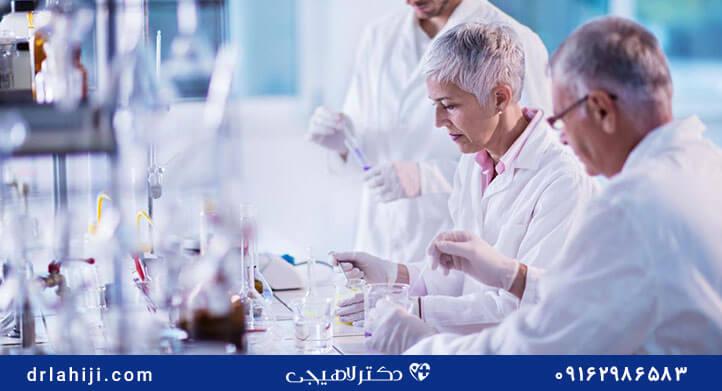 تحقیقات برای طول عمر سرطان پروستات