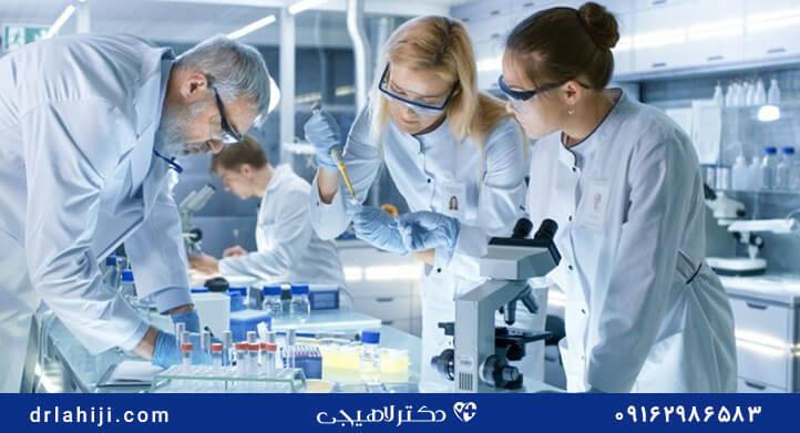 دانشمندان برای سرطان پروستات