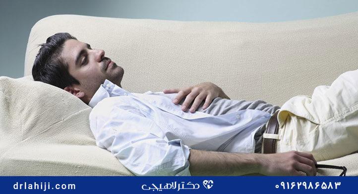 استراحت بعد از عمل پروستات