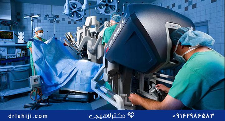 جراحی روباتیک