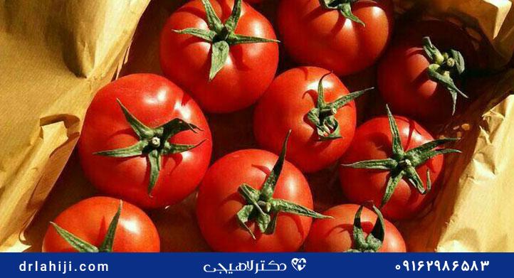 گوجه فرنگی برای درمان گیاهی سرطان پروستات